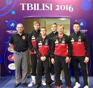 2016 WM-Kadetten Freistil