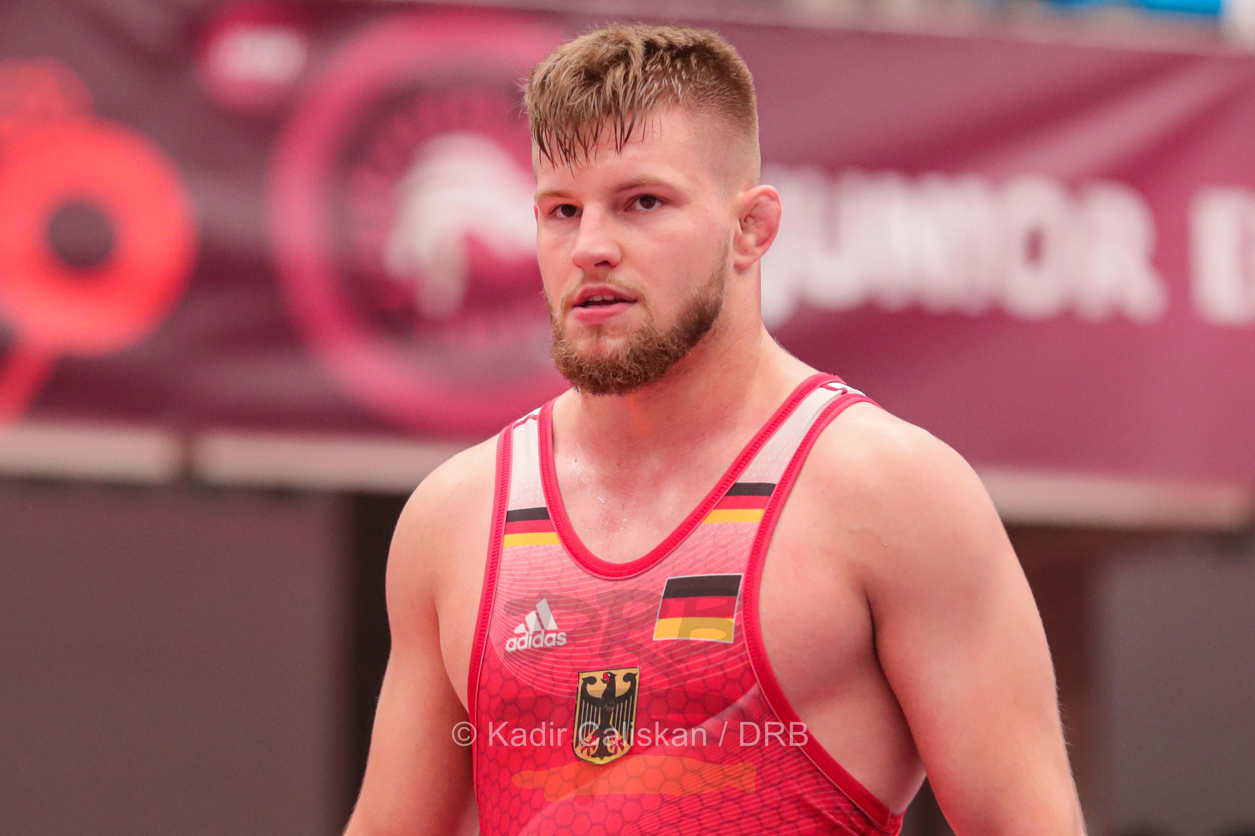 Deutscher Wrestler